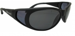 Straddie Polarised Bifocal Reader Grey