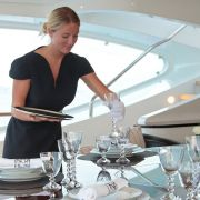 Professional Superyacht Hospitality (Stew/Stewardess Training - Interior Crew)