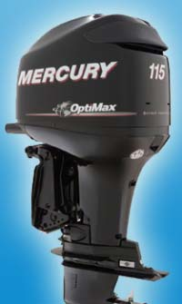 Mercury 115 ELPT OptiMax