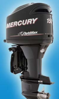 Mercury 150 L OptiMax
