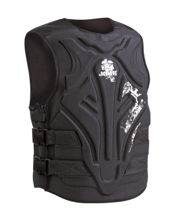 Freestyle Vest Black